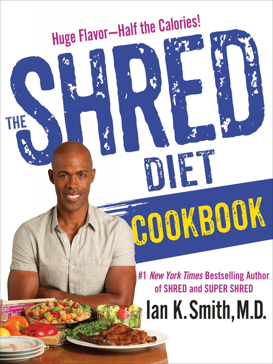 Dr. Ian Smith Keeps Eating Clean and Healthy in a New Book