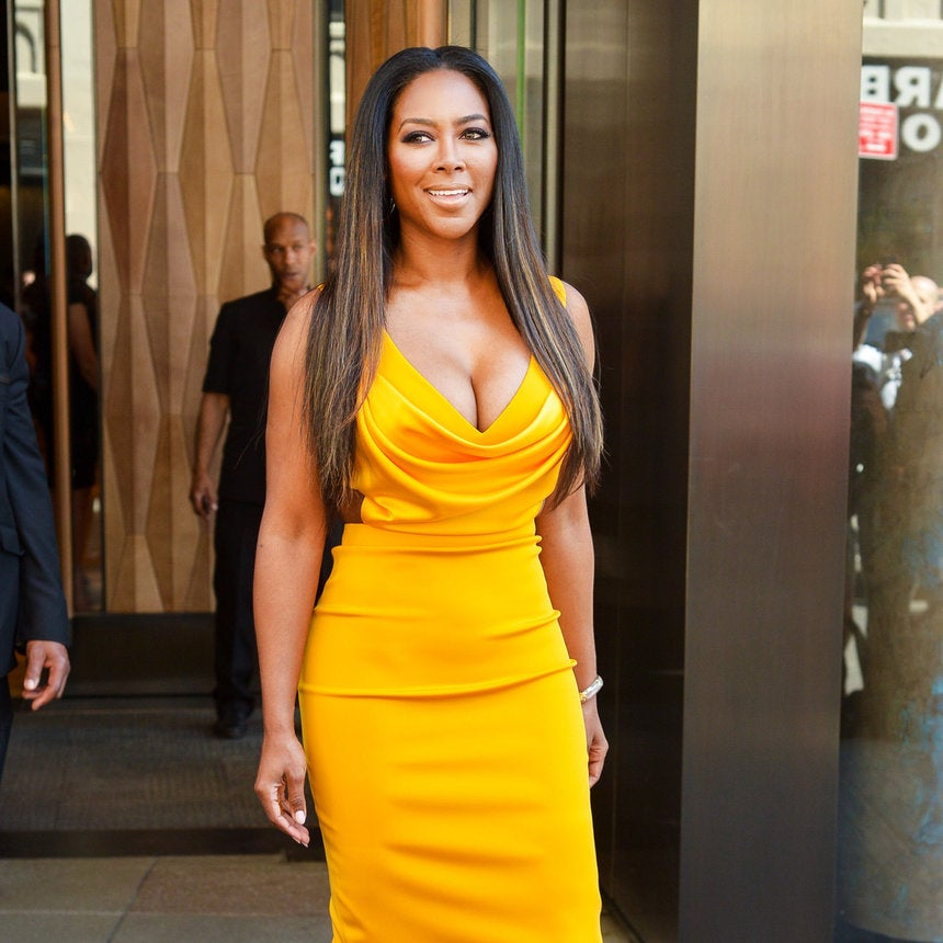 Kenya Moore Reflects On Working with Donald Trump on Celebrity Apprentice: 'He Was Very Fair to Me'
