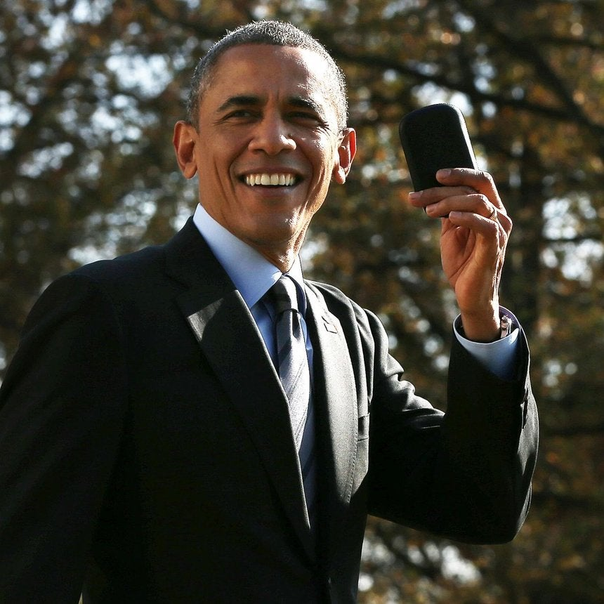 Coffee Talk: President Obama Finally Gets His Own Twitter Account
