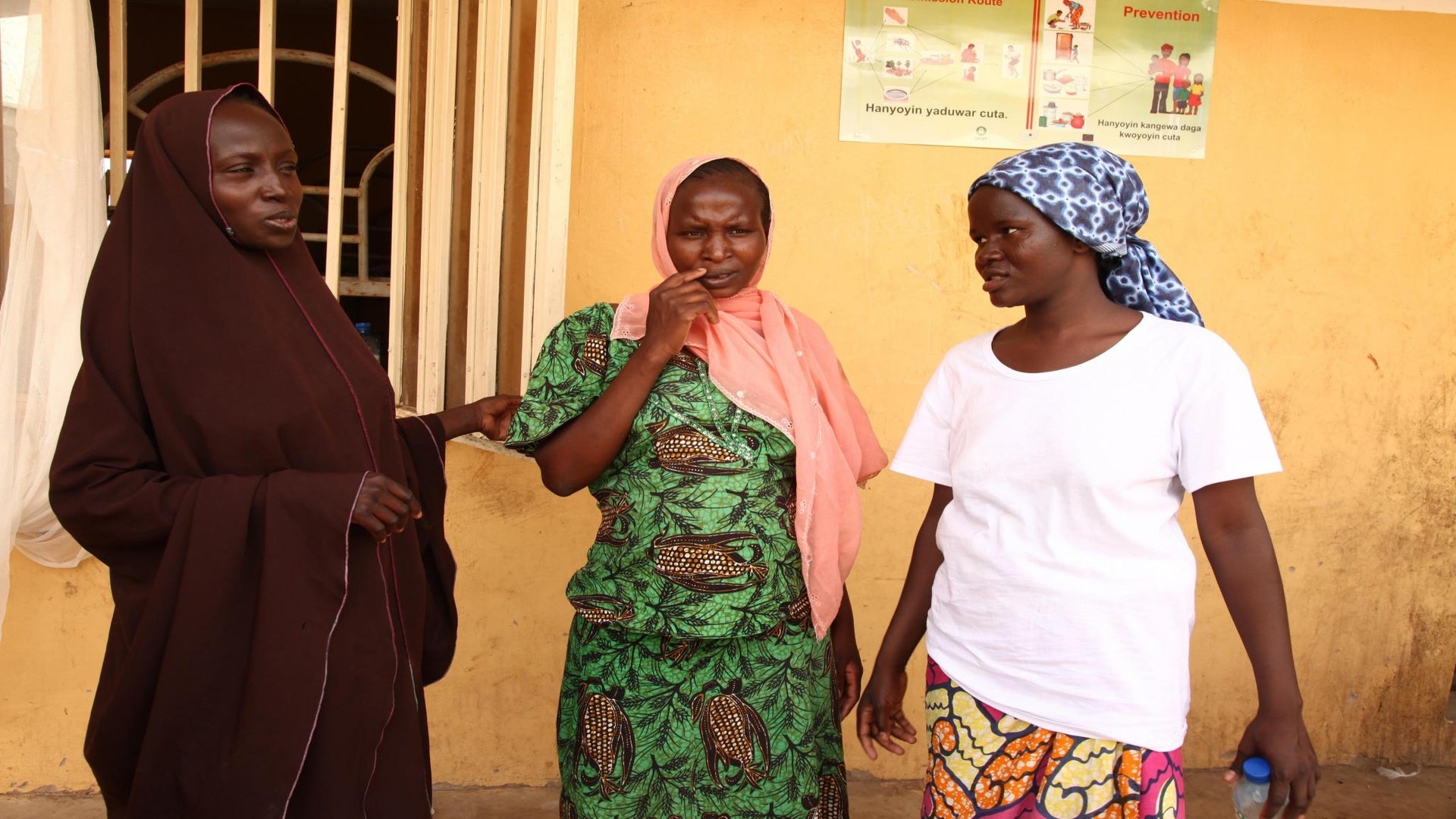 Women Rescued From Boko Haram Say They Were Raped, Impregnated