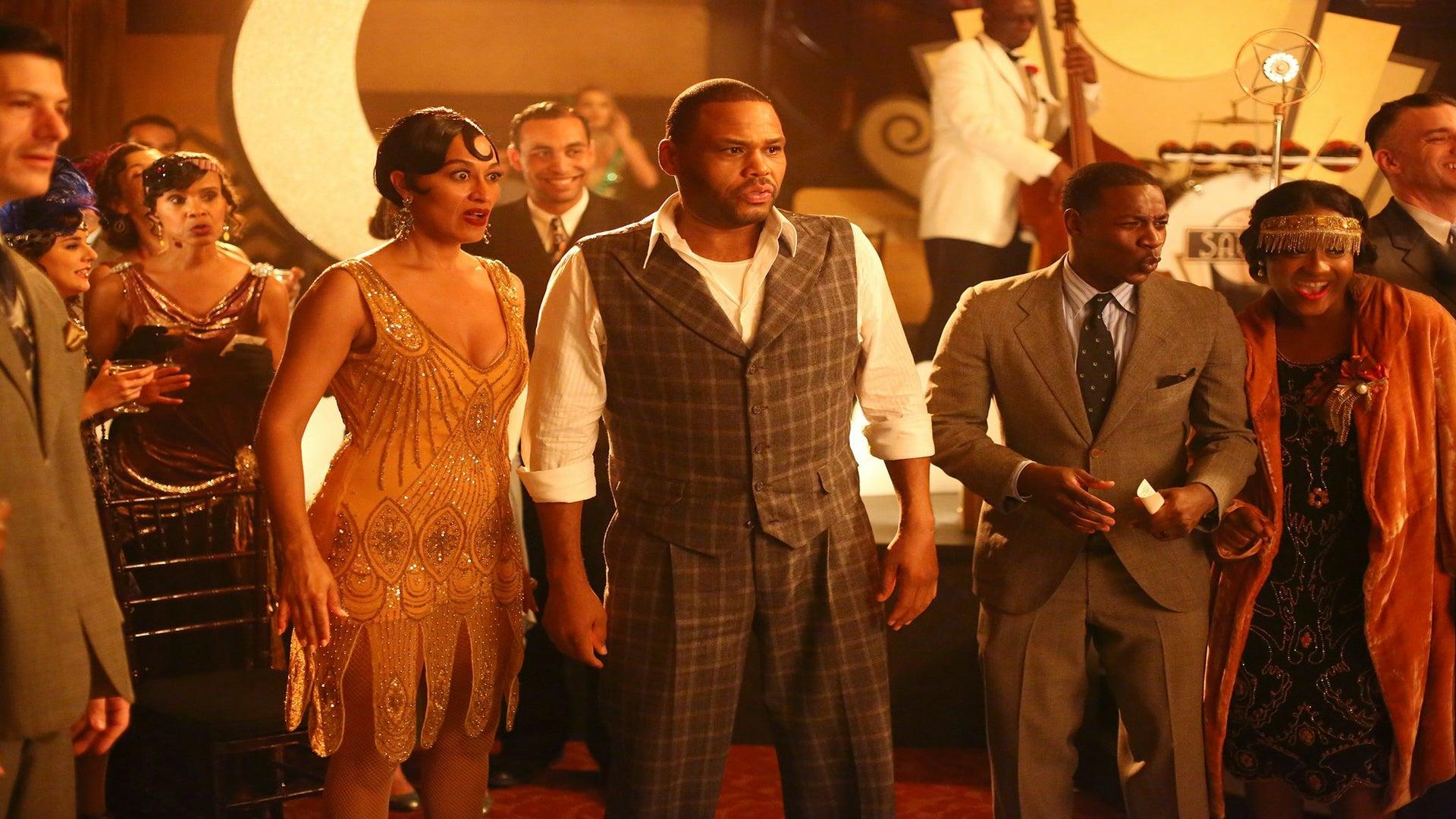 The 'Black-ish' Season 1 Finale Took Us Back to the Harlem Renaissance