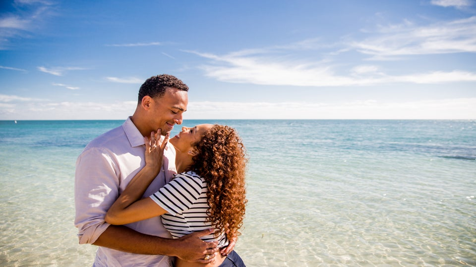 Just Engaged: His Love Was Right On Time