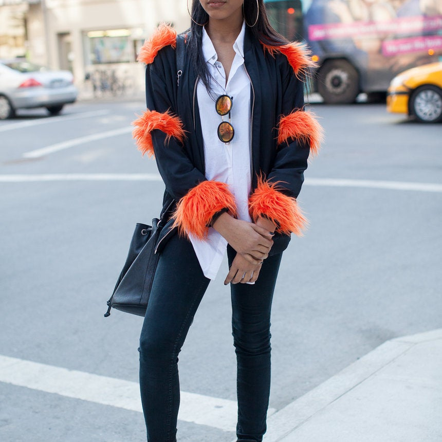 Street Style: 20 On-The-Go Looks That Give Us Life