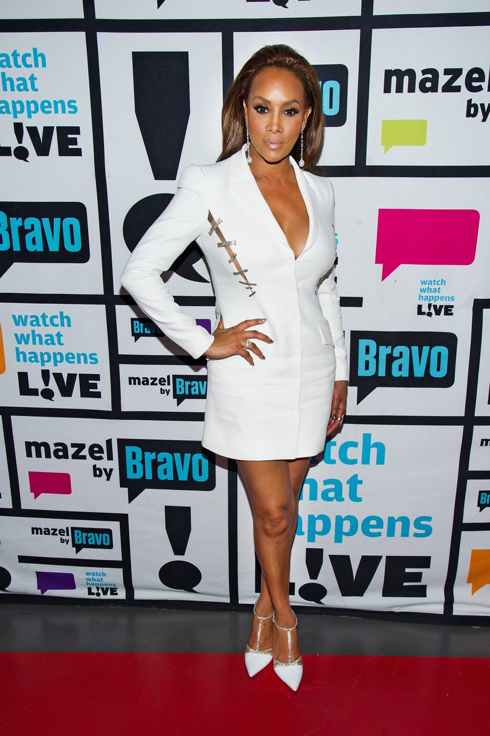 Vivica A. Fox and 50 Cent Are the Latest Messy Exes on Social Media