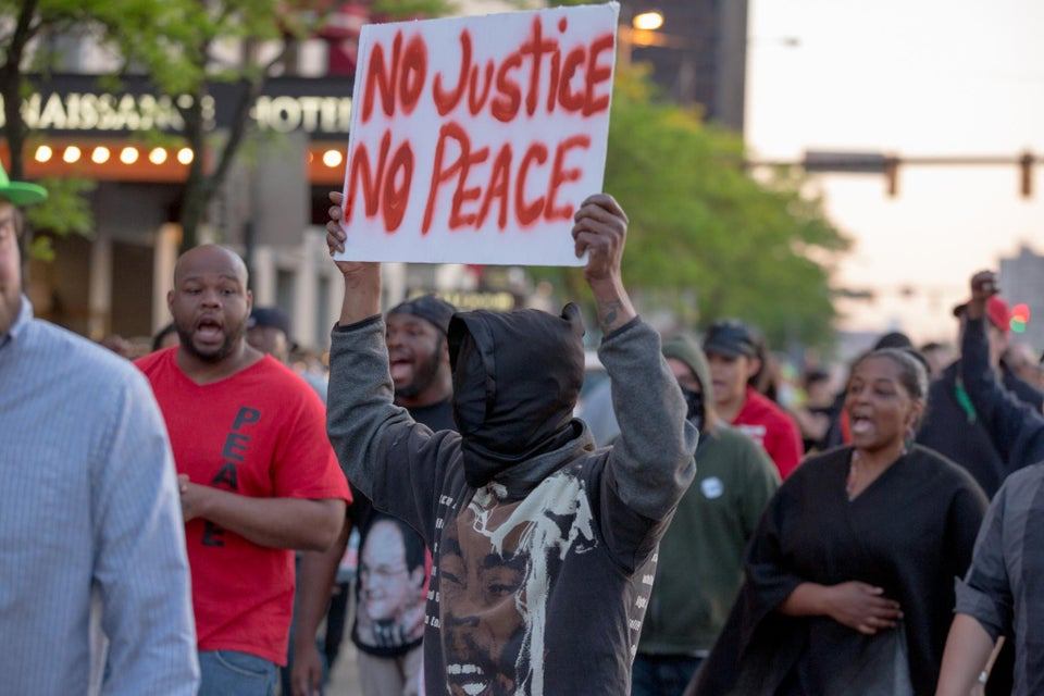 71 Arrested In Cleveland Protest After Officer Acquittal