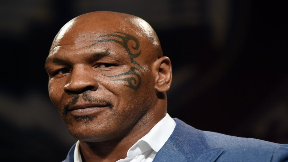 Mike Tyson Endorses Donald Trump for President: 'Let's Run America Like a Business'