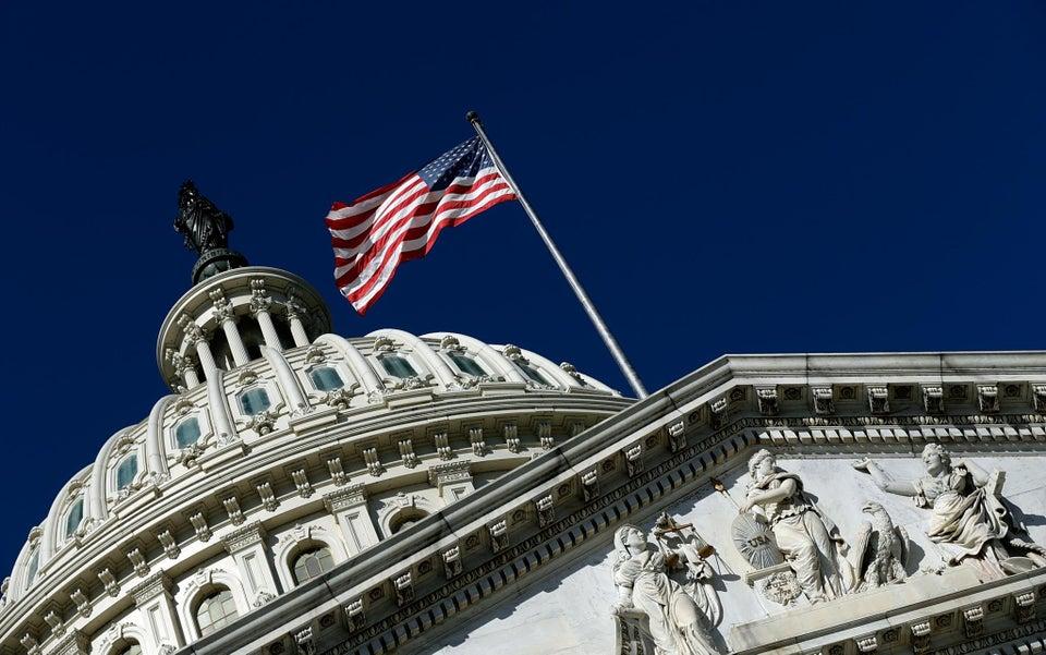 Senate Passes $1.3 Trillion Spending Bill To Avoid ThirdGovernment Shutdown This Year