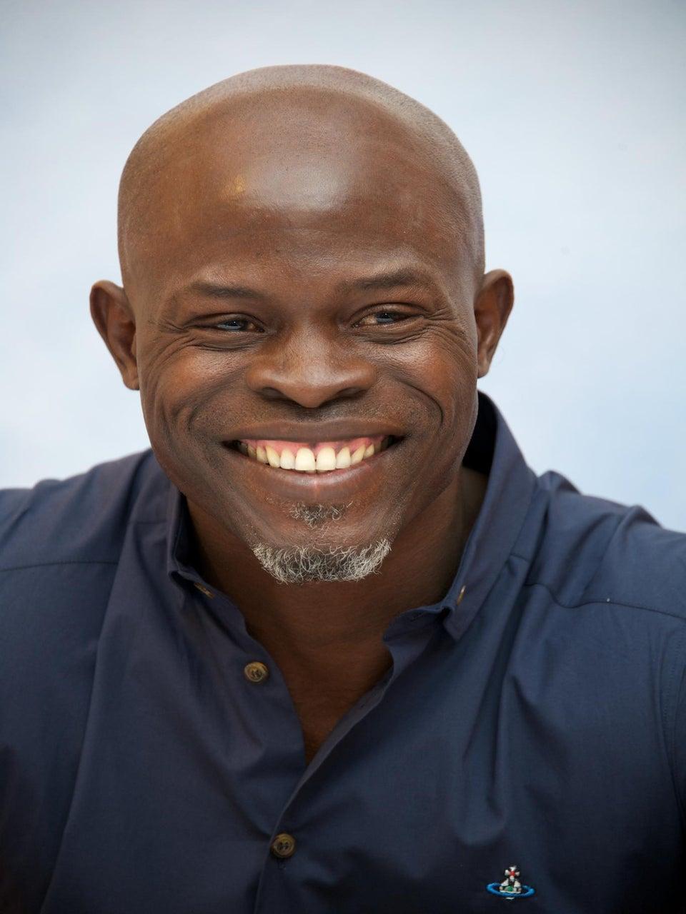 Djimon Hounsou Joins 'Wayward Pines'