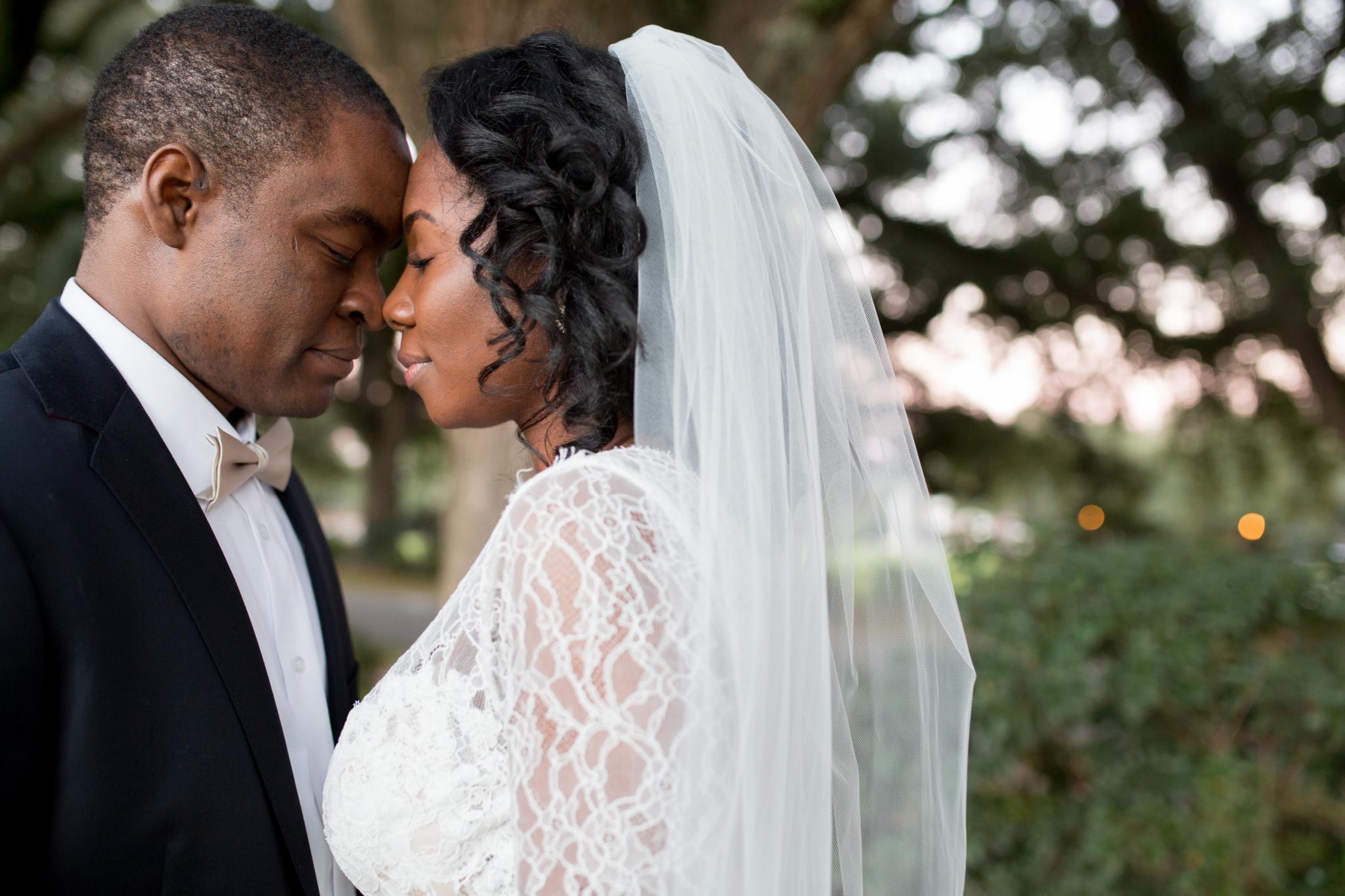 Bridal Bliss: Danielle and Ademola's Alabama Wedding