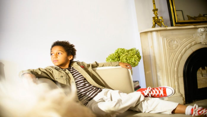 ESSENCE Poll: What Age is Appropriate to Leave Your Child Home Alone?