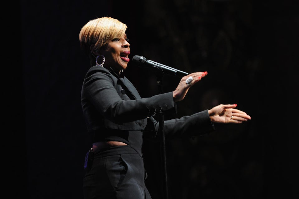 Surprise! Mary J. Blige is Bringing Film, 'The London Sessions' to ESSENCE Fest