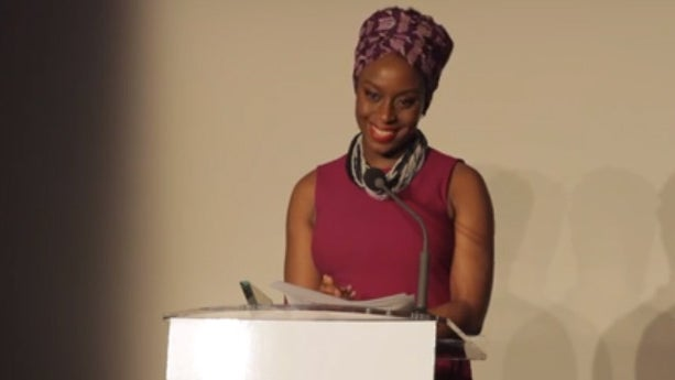 Watch Chimamanda Ngozi Adichie's Inspiring Speech to Young Writers