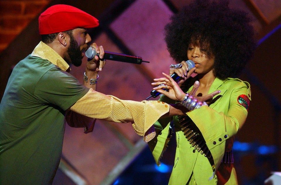 #ThrowbackThursday: Relive Erykah Badu & Common's 'Love of My Life'