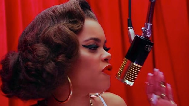 "Watch Andra Day's New Video, ""Forever Mine,"" Directed By Spike Lee"