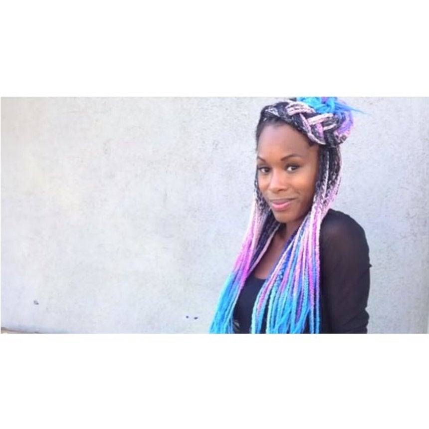 Best of YouTube: Ombre Box Braids