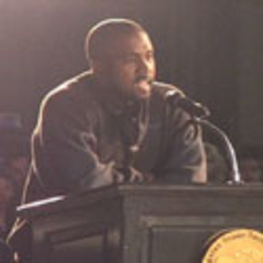 Kanye West to Students: 'When You're The Absolute Best, You Get Hated On The Most'
