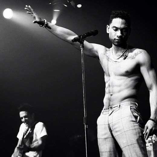 New Music: Miguel Releases New Song, 'NWA'