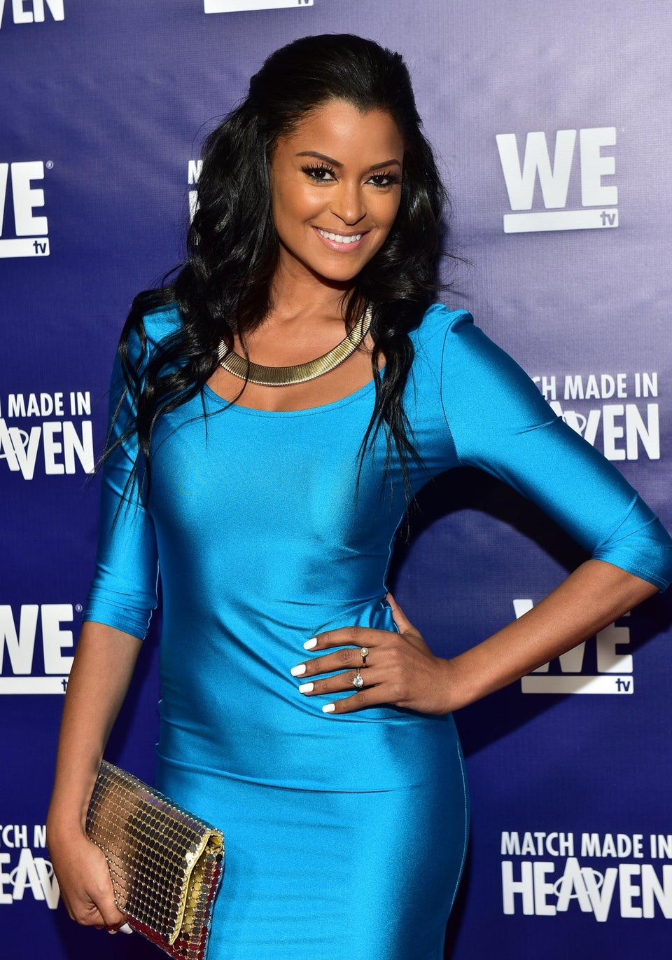 Claudia Jordan Says Black Women Are Bashed For Fighting On TV: No One Says 'A Peep About Mob Wives'