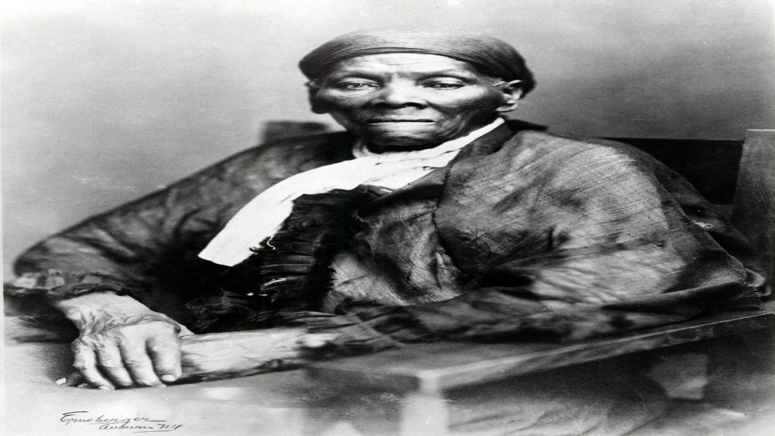 Rejoice! There's a Harriet Tubman Biopic in the Works