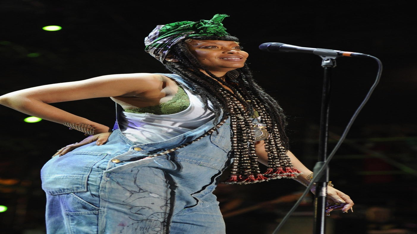 Erykah Badu's New Mixtape Is the Perfect Soundtrack for Your Soul