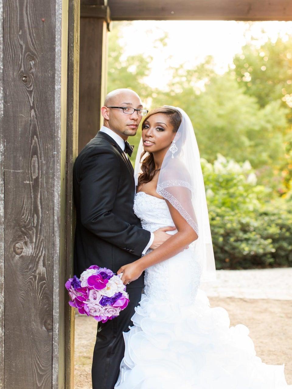 Bridal Bliss: Daedrea and Chris' Atlanta Wedding