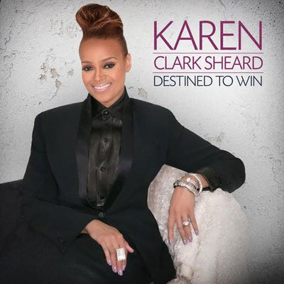 Gospel Legend Karen Clark Sheard Reveals Cover for New Live Album, 'Destined To Win'