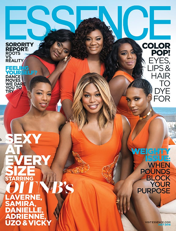 'Orange Is the New Black' Stars Celebrate Being 'Sexy At Every Size' on ESSENCE's July Cover