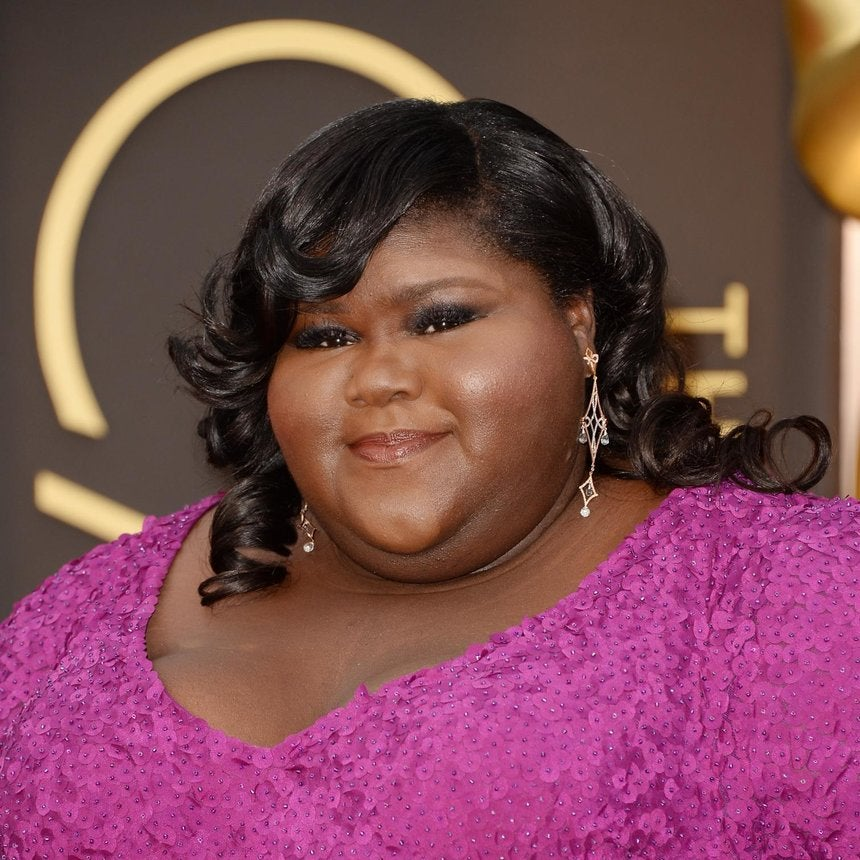 Gabourey Sidibe Talks Hitting The Town In Style With Her Friends, Where She Gets Her Favorite Bras And More