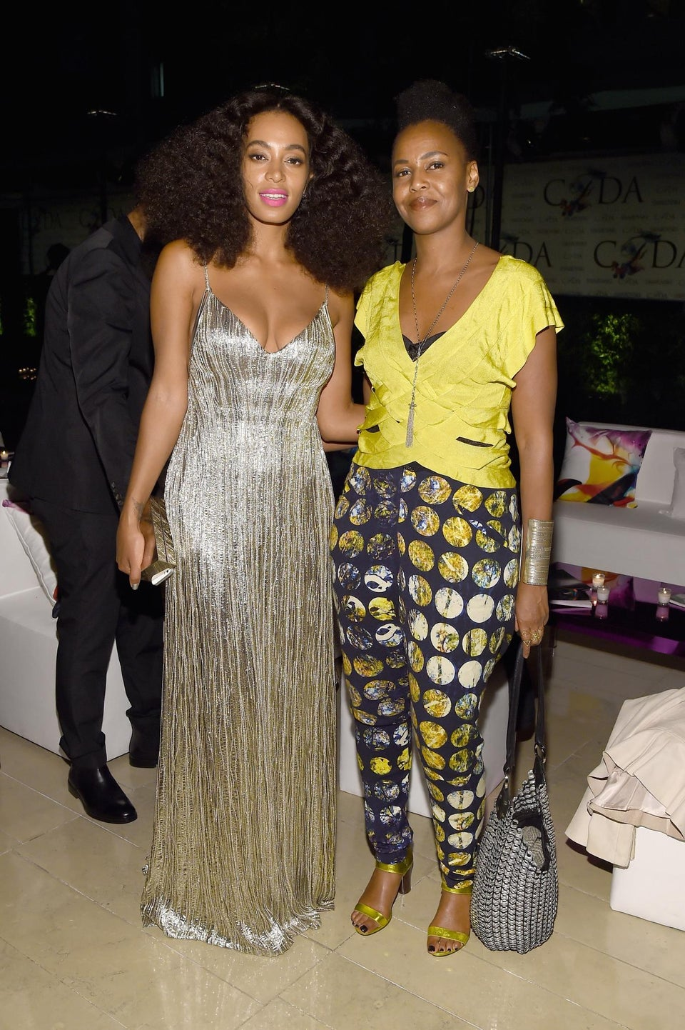 Artist Wangechi Mutu Celebrates 'Africa's Out!' Campaign, with a Little Help from Solange