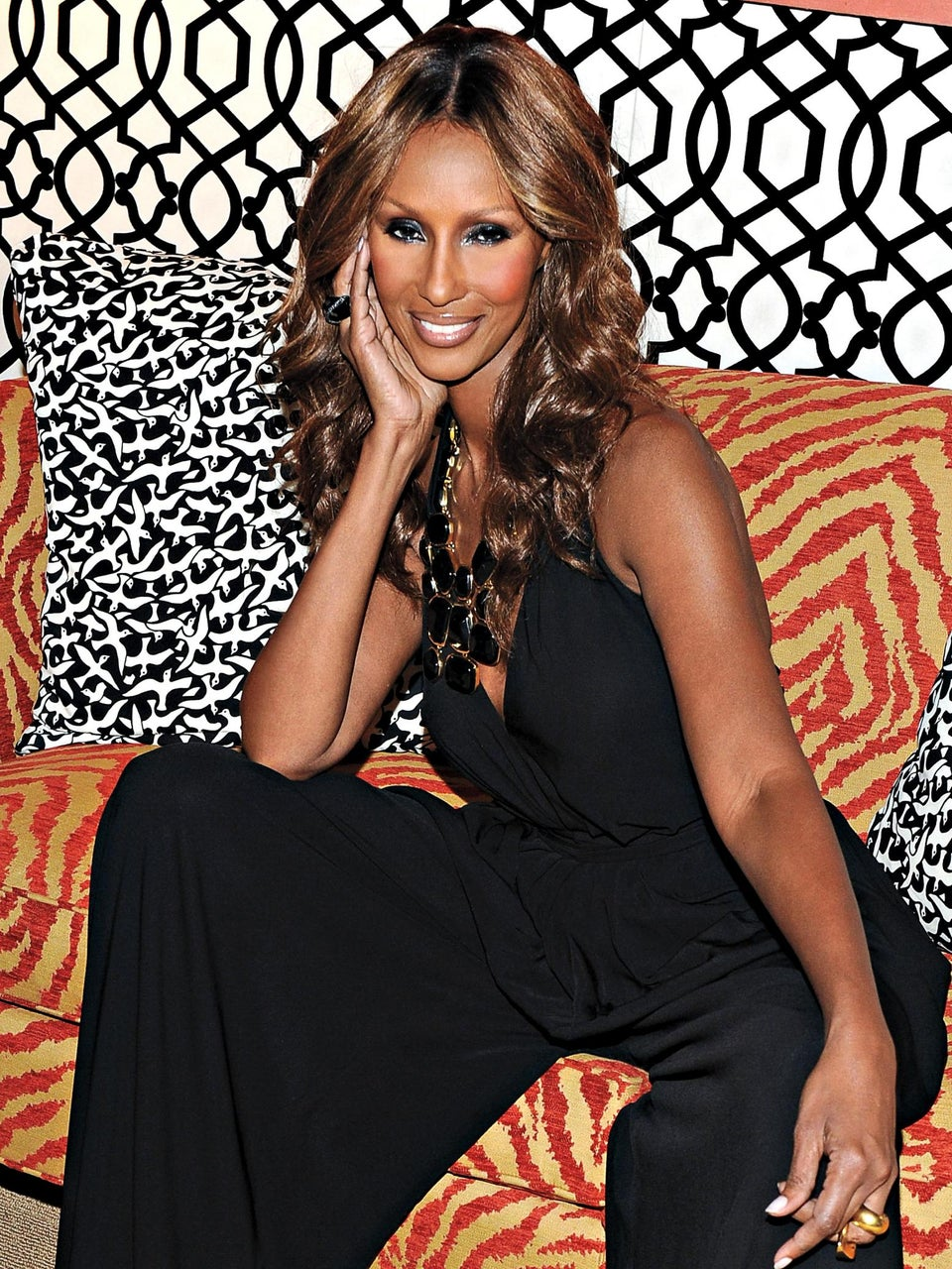 Iman: What I Know Now