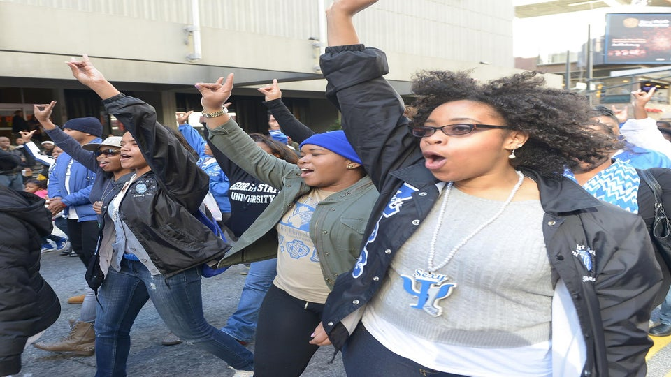 Sister Soldiers: A Look at Black Sororities in the Black Lives Matter Movement
