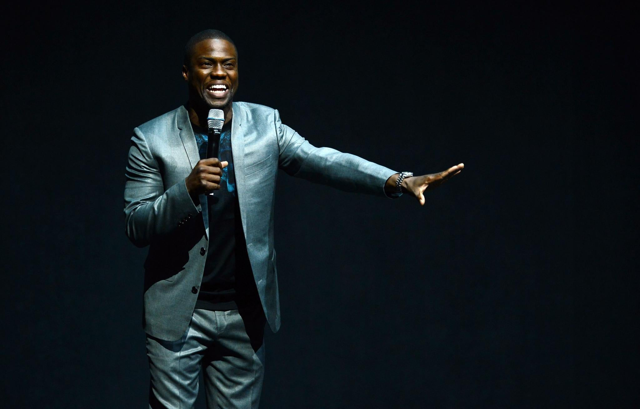 Here's The Easiest Way to Get Kicked Out of A Kevin Hart Show