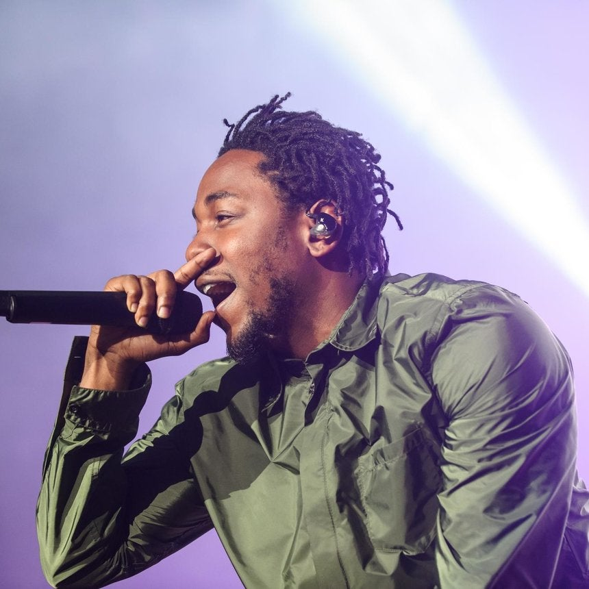 Kendrick Lamar's Very Black Week Ends with ESSENCE Fest Finale