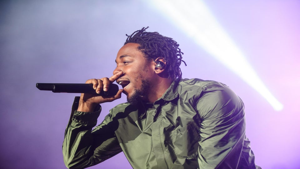 Kendrick Lamar Surprised High School Students in New Jersey With a Lecture & Performance