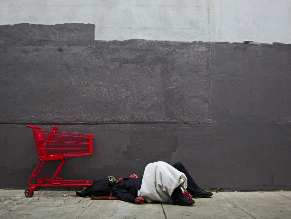 Houston Slashes Homeless Rate in Half in Less Than Five Years