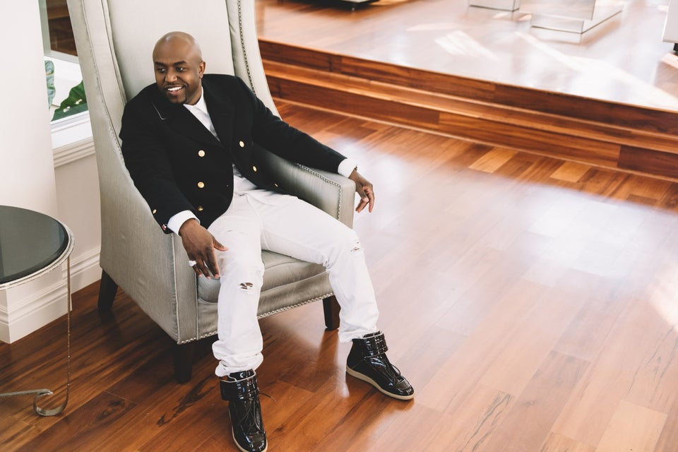 Rico Love Reveals Greatest Lesson Learned From Usher & Talks Importance of Vulnerability in Music