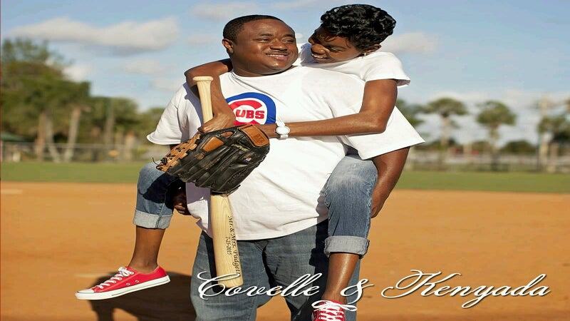 Just Engaged: Kendaya and Covelle's Blended Family Bliss
