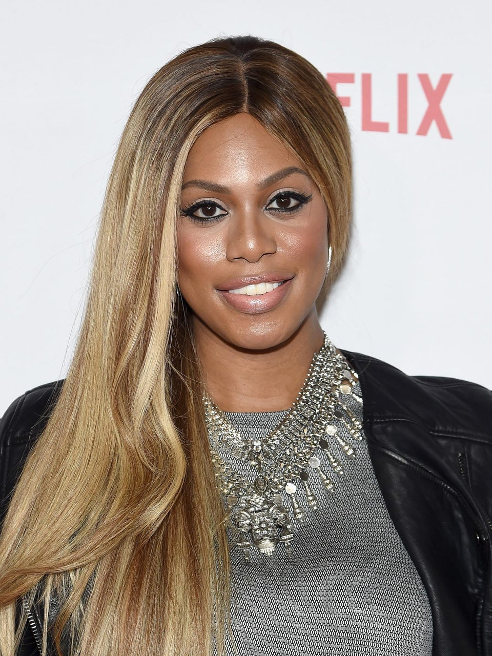Laverne Cox Shares Wisdom With Young Transgender Girl