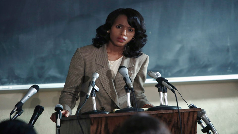 First Look: See Kerry Washington as Anita Hill in New HBO Film