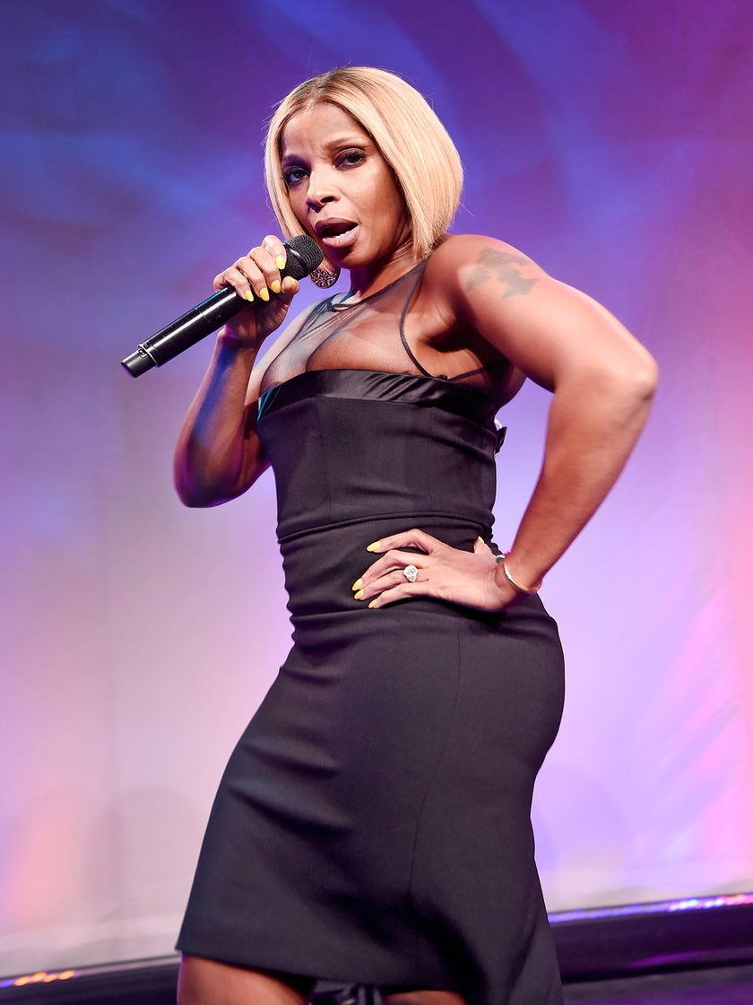 Mary. J Blige Wants Her Life Story on Broadway