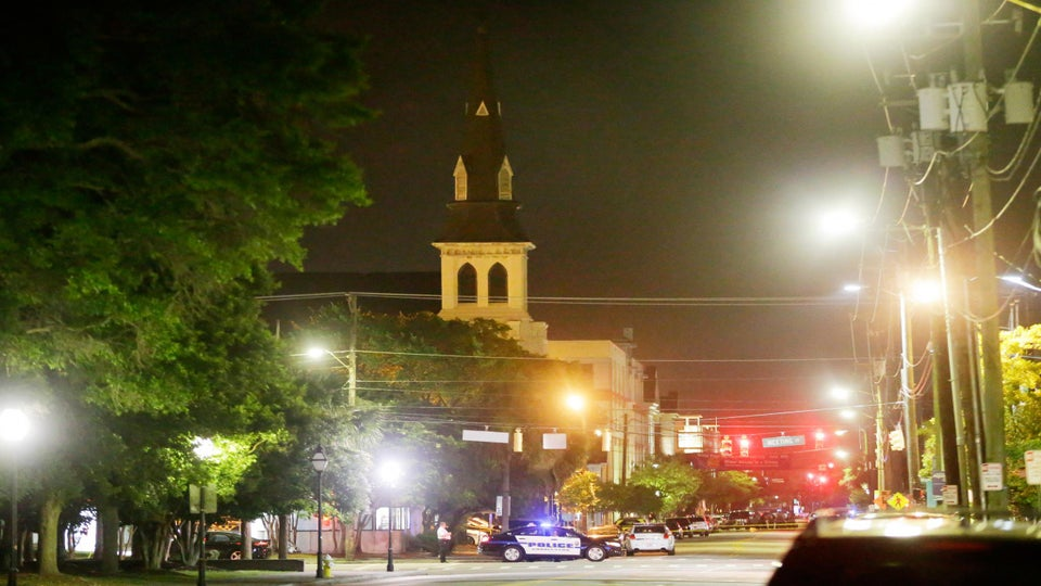 Nine Dead After Shooting at Charleston AME Church