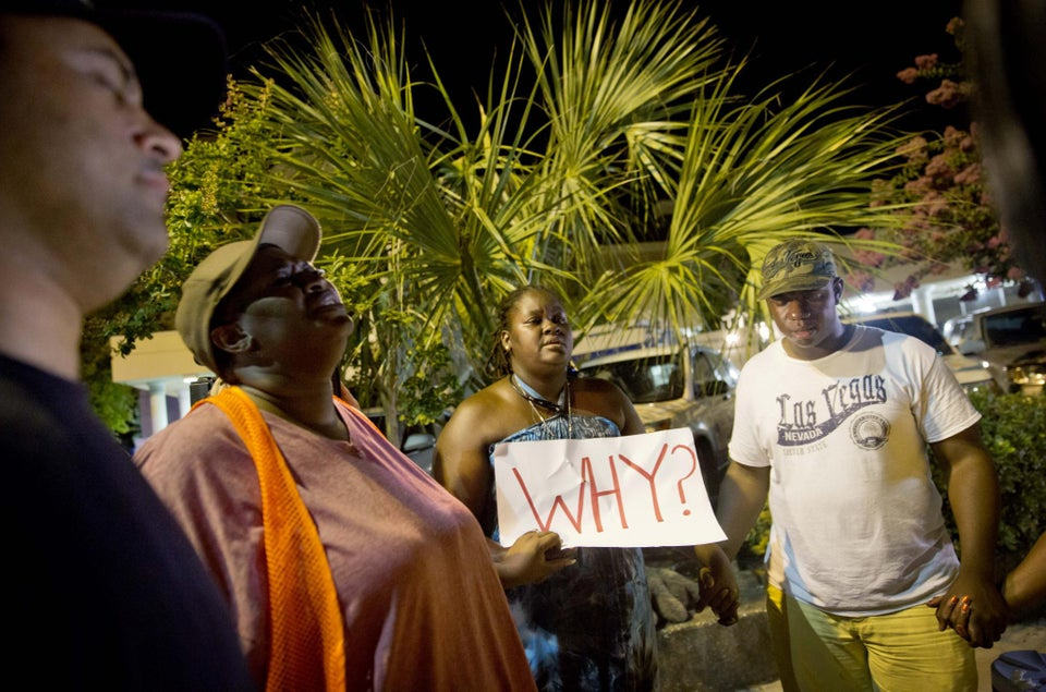 ESSENCE Poll: What Was Your First Reaction to the Charleston Church Shooting?