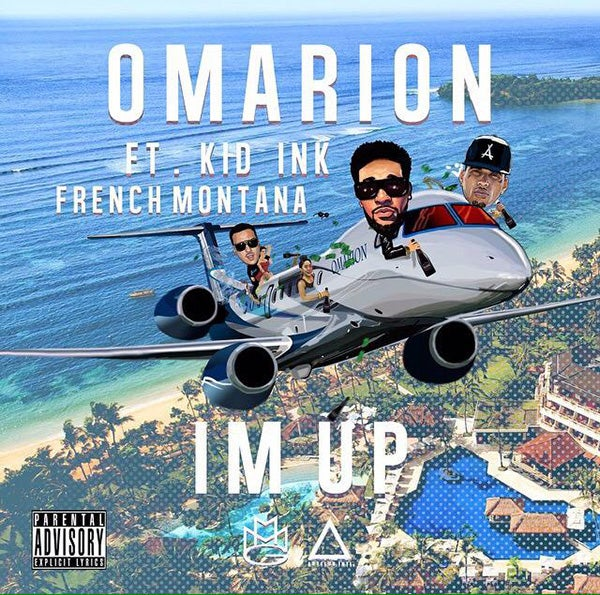 New Music: Omarion Releases New Song, 'I'm Up'