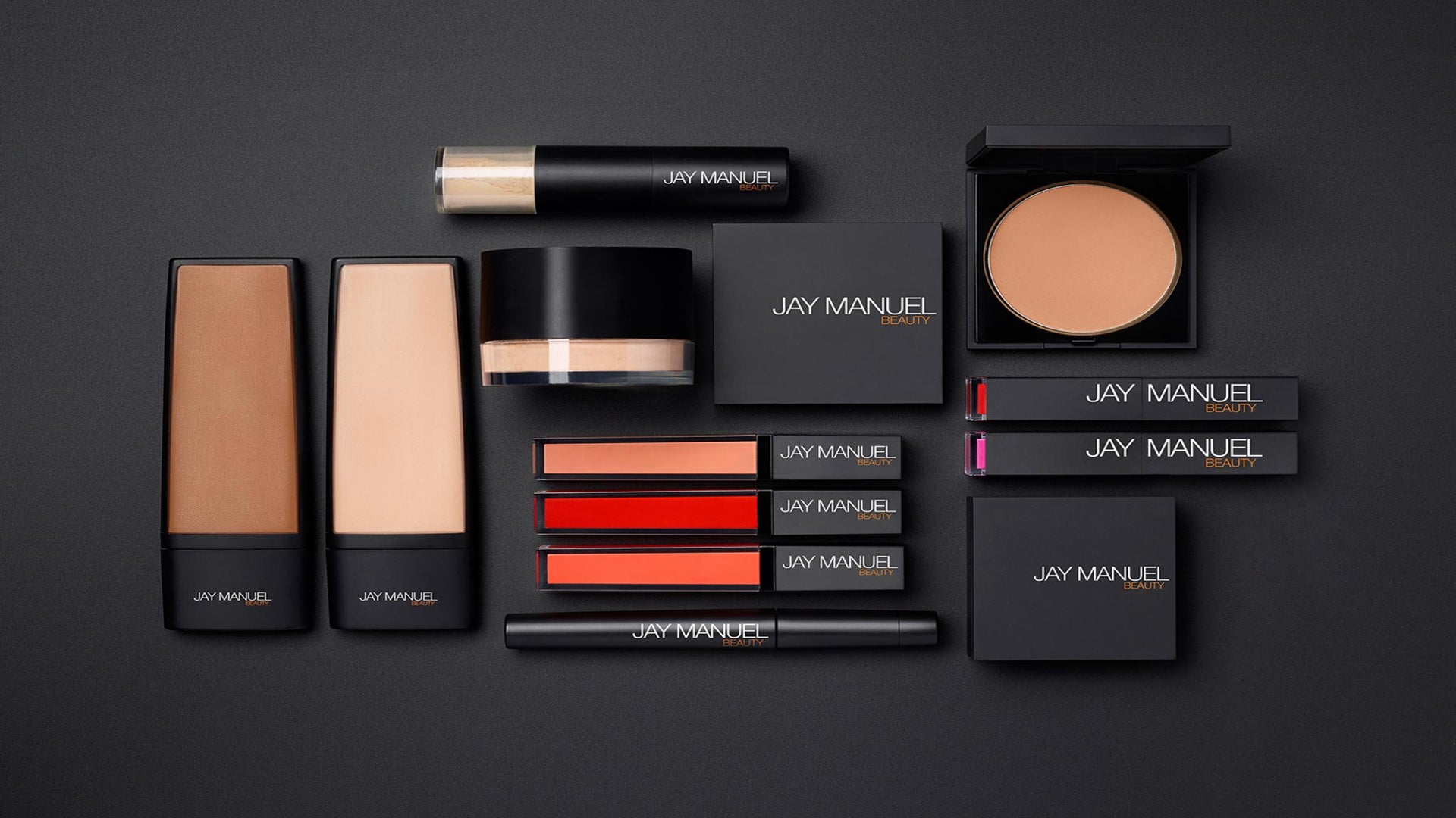 Iman Teams With Jay Manuel For Beauty Line