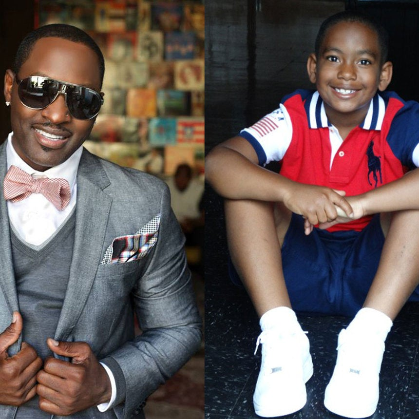 Johnny Gill My Journey On Co Parenting And Fatherhood