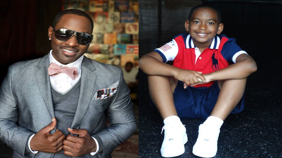 Johnny Gill on His Journey to Fatherhood and Co-Parenting