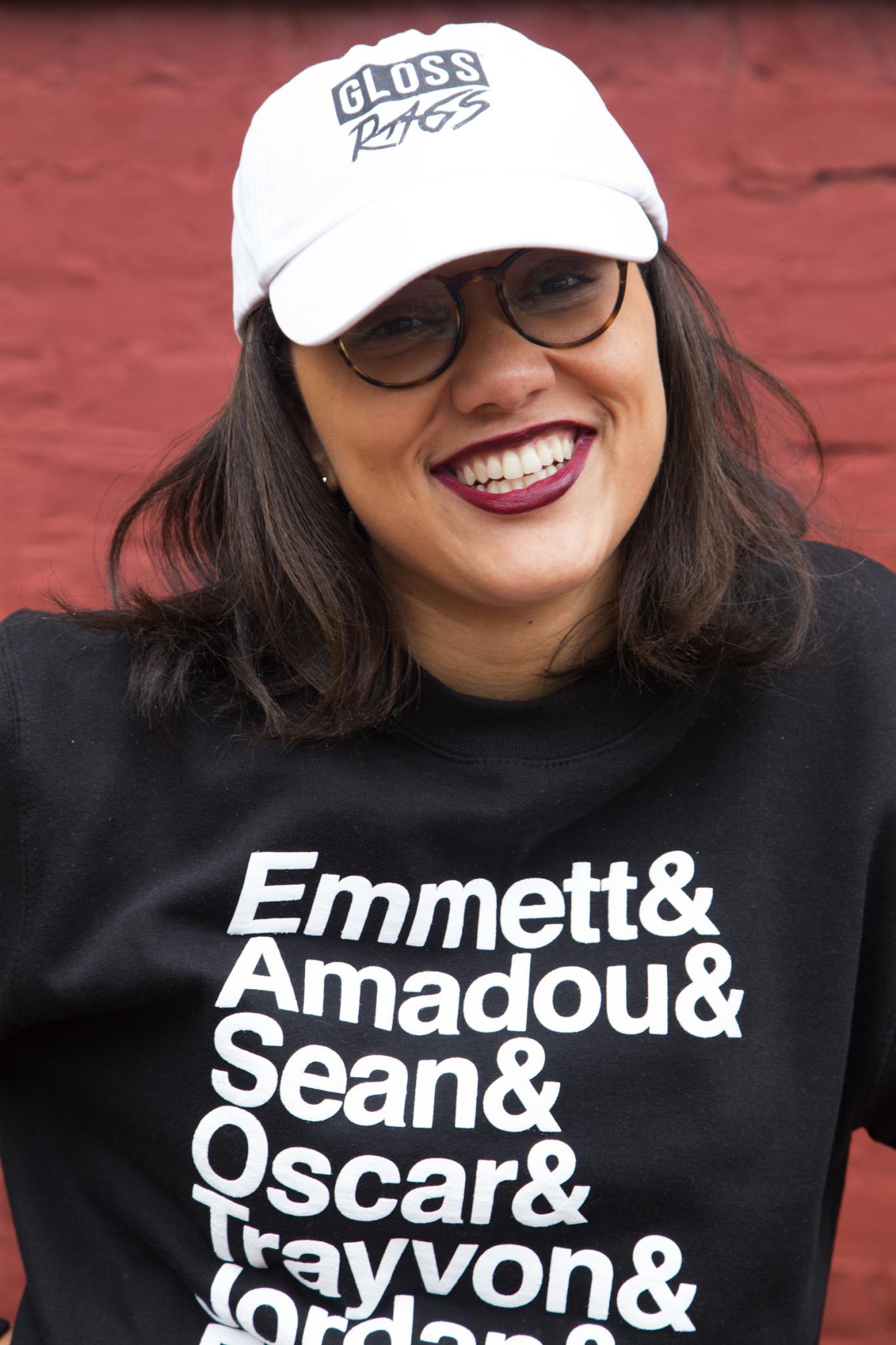 ESSENCE Network: Randi Gloss Commemorates Black Lives in Style