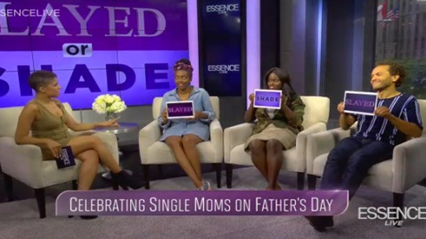 Should Single Mothers be Celebrated on Father's Day?