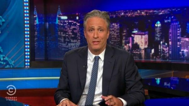 Must See: Jon Stewart Had No Jokes in Light of Charleston Shooting