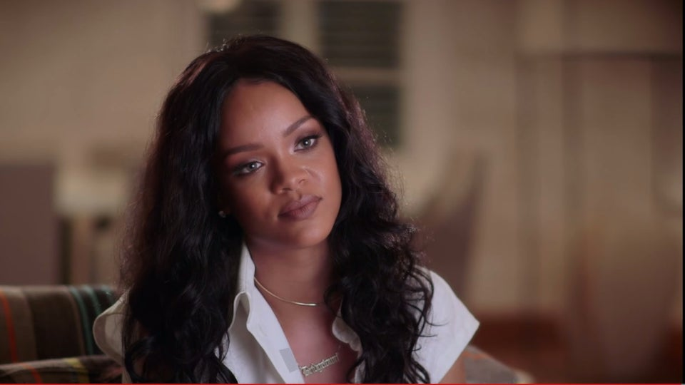 Get a Behind-The-Scenes Look at Rihanna's Clara Lionel Foundation